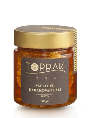 Toprak Doğal - Macahel Karakovan Balı 300 gr