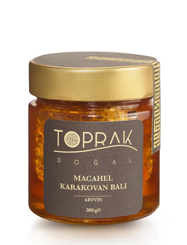Macahel Karakovan Balı 300 G Artvin